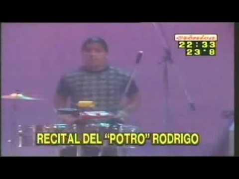 Recital de Rodrigo en CM-4
