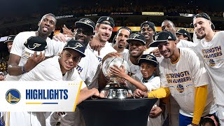 Best of the 2015 Western Conference Finals