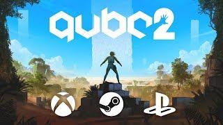Q.U.B.E. 2 - Megjelenés Trailer