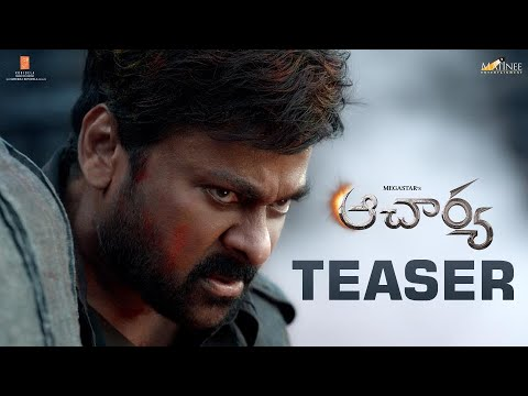 Acharya Movie Teaser