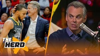 4 ingredients for a NBA title according to Colin Cowherd | NBA | THE HERD