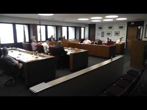 Clinton County Legislature Meeting  7-14-21