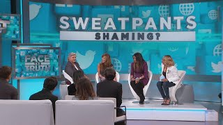 Are Sweatpants Okay to Wear to Work?
