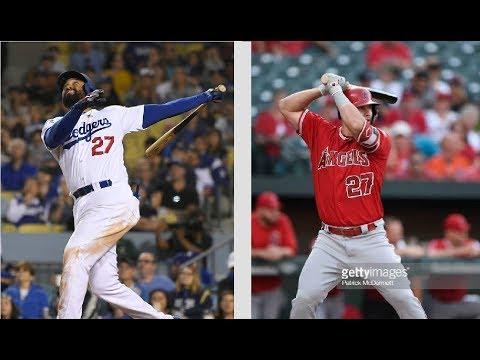 Los Angeles Angels Of Anaheim vs Los Angeles Dodgers