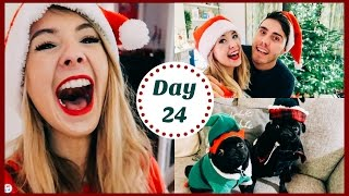 IT'S FINALLY HERE! | VLOGMAS