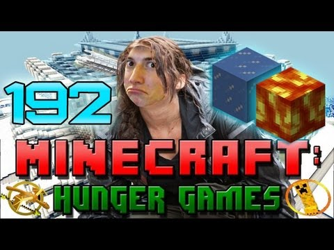 Minecraft: Hunger Games W/Mitch! Game 192 - LAVA AND ICE! - Smashpipe Games