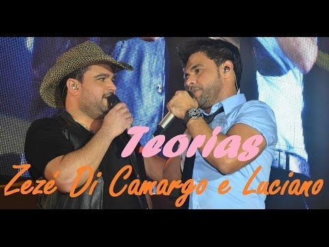Baixar Zezé di Camargo & Luciano - Musica nova TEORIAS 2013