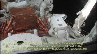 Mike's Spacewalk