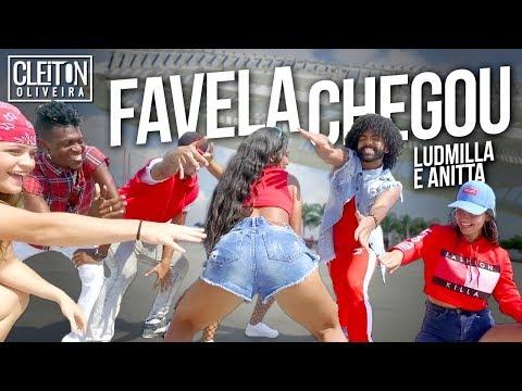 Favela Chegou - Ludmilla ft. Anitta (COREOGRAFIA) Cleiton Oliveira / IG: @CLEITONRIOSWAG