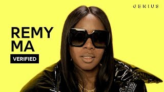 """Remy Ma """"Wake Me Up"""" Official Lyrics & Meaning   Verified"""