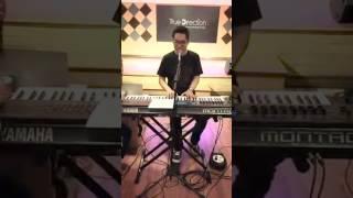 Trying to sing I AM HOME - Mandarin Version (我回家了)