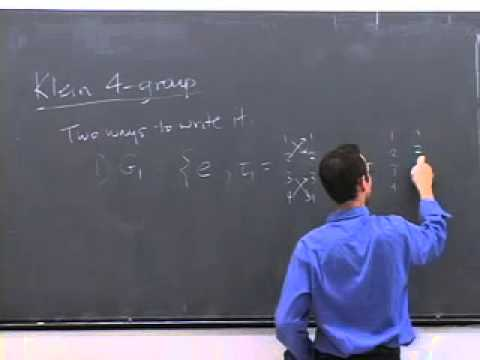 Baixar Lec 3 | Abstract Algebra
