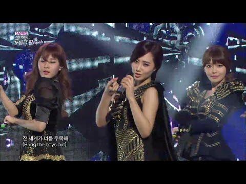 【TVPP】SNSD - The Boys, 소녀시대 - 더 보이즈 @ Romantic Fantasy