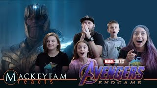 Marvel Studios' Avengers: Endgame | Special Look- REACTION and REVIEW!!!
