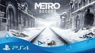 Metro exodus :  bande-annonce