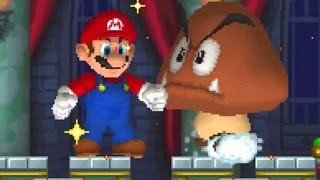 New Super Mario Bros. DS - All Castle Levels