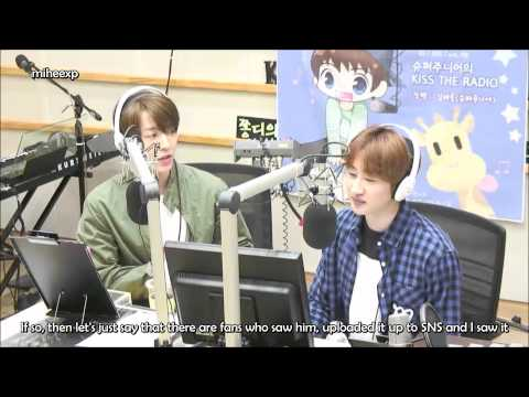 [ENG SUB] 150519 SUKIRA - Donghae Did It Again