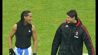 Ronaldinho & Pato Show for Milan 21/12/2008