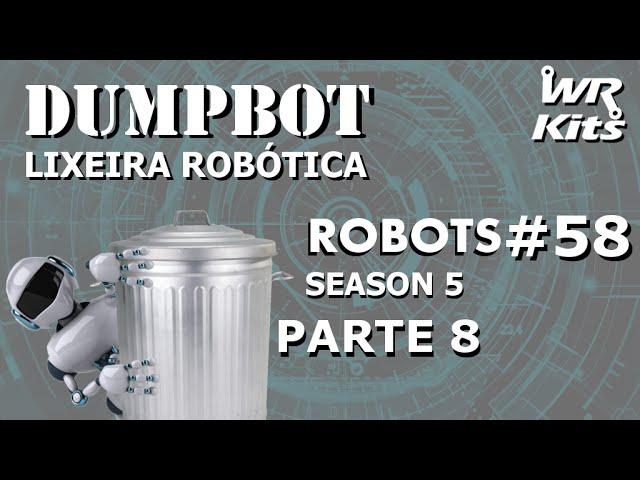 FLUXOGRAMA DO SISTEMA 2 (DUMPBOT 08/x) | Robots #58