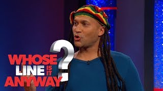 It's Question Time With Keegan-Michael Key | Whose Line Is It Anyway?
