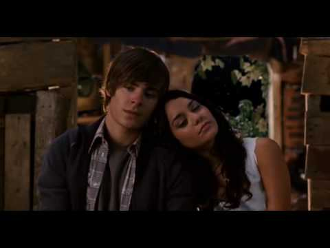 HSM3 - Right Here Right Now (Full Scene) (HQ)