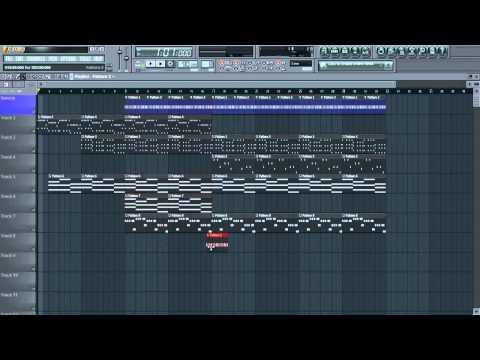 Como hacer una base de rap & Hip hop con FLStudio 10 | FreedomZone Studio