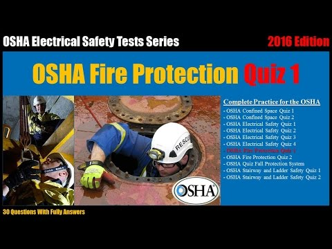 Osha Test Questions And Answers