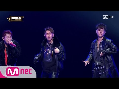 [2016 MAMA] FANXY CHILD - Bermuda TRIANGLE