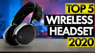 Top 5 BEST Wireless Gaming Headset of [2020]