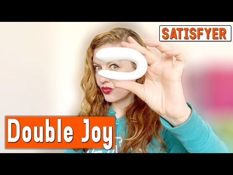 video Satisfyer Double Joy