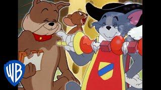 Tom y Jerry en Español |  ¡Tom y Jerry adoran la comida! | WB Kids