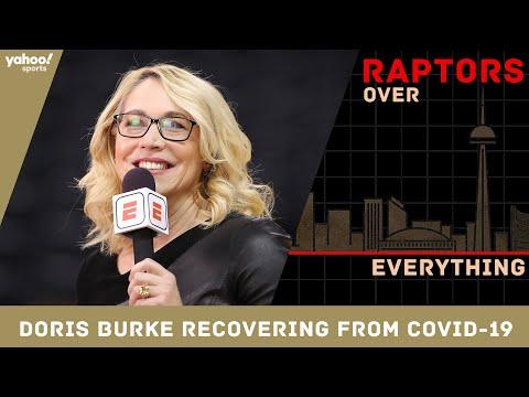 ESPN broadcaster Doris Burke recovering from COVID-19
