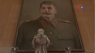 Sự ủng hộ Stalin tăng cao ở Nga dưới thời Putin