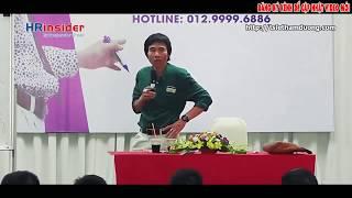 Đào tạo Kiến thức tài chính để Khởi nghiệp - TS Lê Thẩm Dương