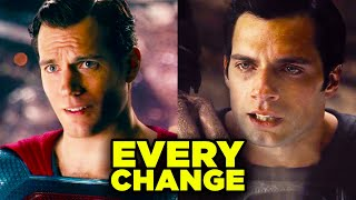 Justice League Snyder Cut ALL CHANGES Explained!