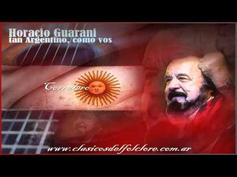 Corralero  - Horacio Guarani - Clasicos del Folclore Argentino