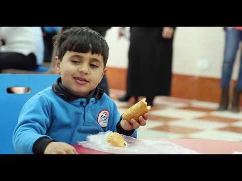 رياض الاطفال بالمدرسة المصرية اليابانية