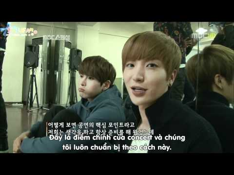 [Sujufam Vietsub] 120427 Dreams of a K-POP Legend - Super Junior (1/4)