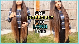 GROW YOUR HAIR FASTER AND LONGER W/ RICE WATER (WORKS 100%)