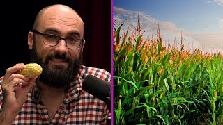 The Truth Behind Corn Ft. Vsauce