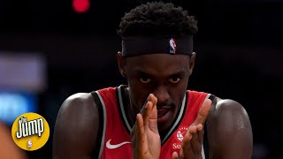 Pascal Siakam is so good this year, he could win Most Improved Player again | The Jump