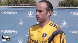 Landon Donovan describes his relationship with Mexican Soccer Fans