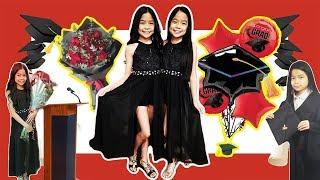 GRADUATION 2019 - PRIMARY SCHOOL | Tran Twins Vlog