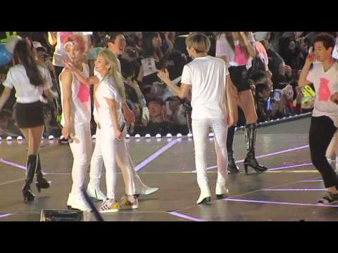 [fancam]150321 SMT in Taiwan SHINee HOPE