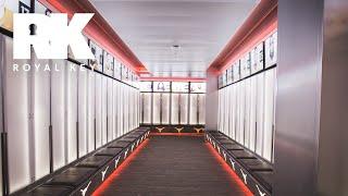 We Toured the TEXAS LONGHORNS' FOOTBALL Facility | Royal Key | coiski