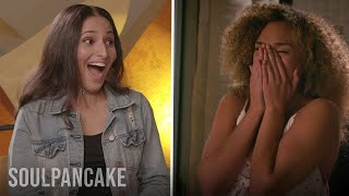 Best Friends Surprised with a Tearful Reunion
