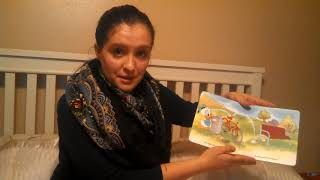 ESL Reading of Book