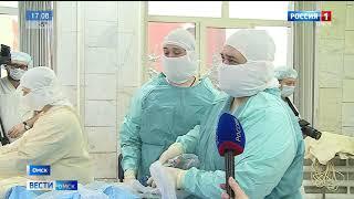 В Клинический медико-хирургический центр поступило новое оборудование
