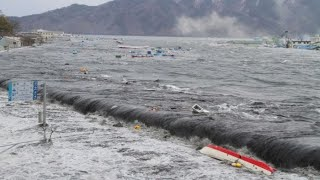 Tsunami In Chennai Merina Beach Miracle Of Sea Must Watch