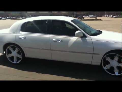 Town Car On 24s Videomoviles Com